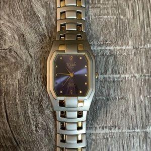 Kish quartz watch